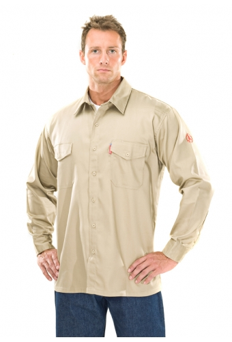 Really Nice Shirt 1008_Beige_Model-340x500